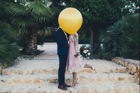 25 ideas originales para que los invitados dejen mensajes a los novios
