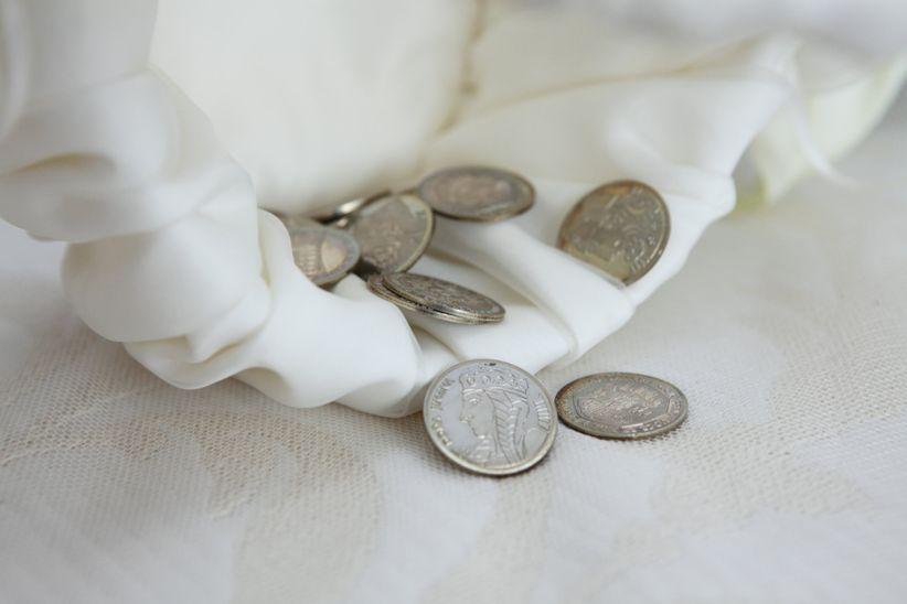 c45b380f0154 8 cosas que seguro no sabías sobre las arras de la boda