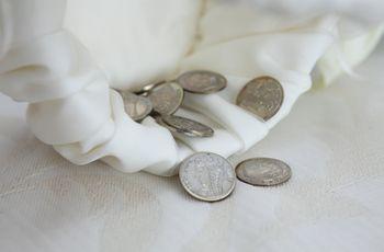 8 cosas que seguro no sabías sobre las arras de la boda
