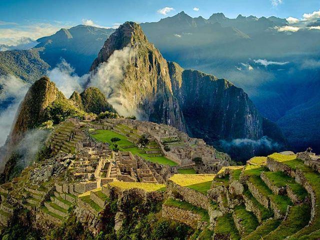 Luna de miel en Perú