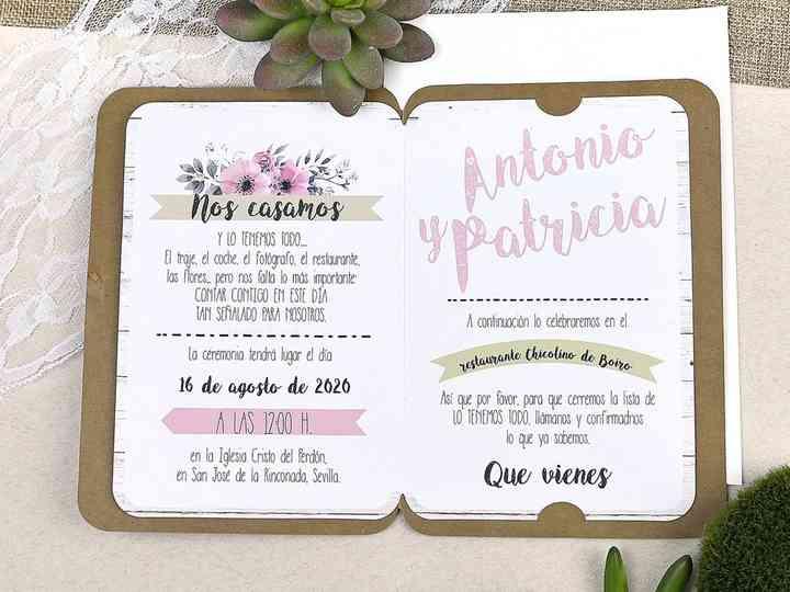 Textos Para Invitaciones De Boda 10 Ideas Originales