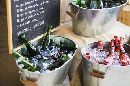 ¿Queréis poner un beer bar en vuestra boda? Descubrid cómo hacerlo