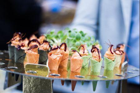 7 consejos para elegir el catering de la boda