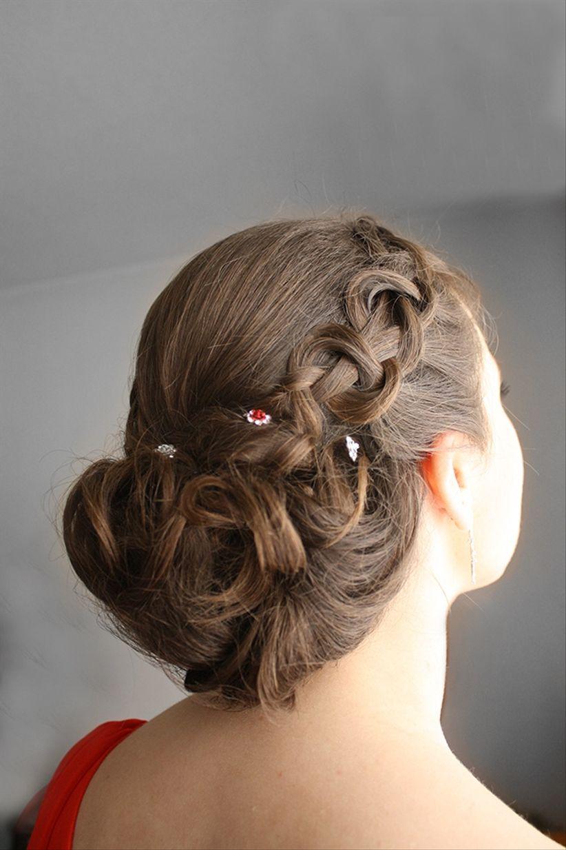 Verónica Calderón - Peinado y Maquillaje
