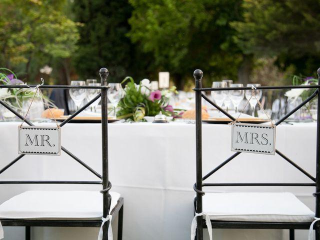Ideas para la decoración del banquete al aire libre
