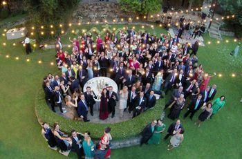 Vídeos de boda con drones: ¡Consigue unas imágenes impactantes!