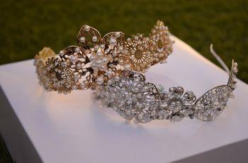 Tiaras de novia: tipos, estilos y cómo llevarlas