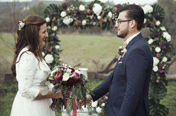 8 buenas razones para casarse en invierno