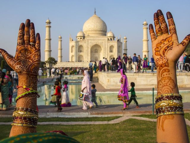 Luna de miel en la India, el país de los Marajás