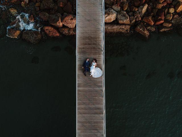 Un dron en vuestra boda: las mejores imágenes aseguradas