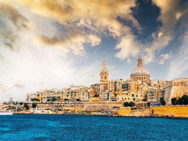 Luna de miel en Malta: un viaje al corazón del Mediterráneo