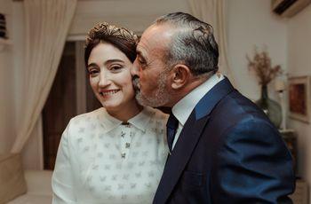 El look ideal para el padre de la novia