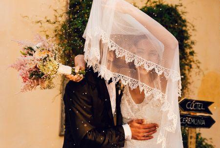 Todos los tipos de velo de novia: la guía definitiva