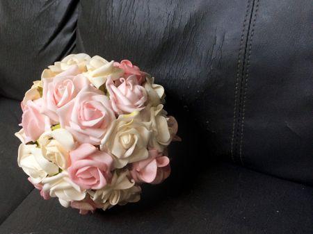 Pomanders de flores artificiales