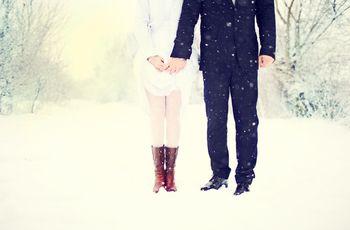10 ventajas de las bodas en invierno