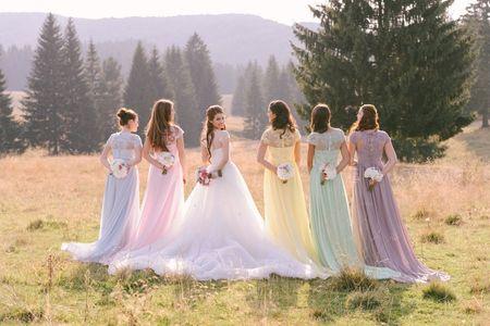 7 cosas que tus damas de honor piensan y no te dicen