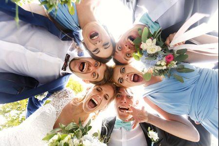 Cómo contar con amigos de distinto credo en vuestra boda religiosa