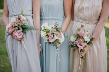 ¿Sabes cuál es el dress code de las damas de honor?