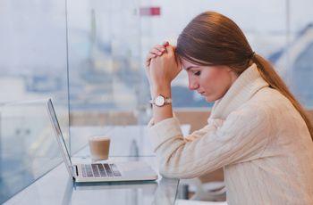 ¿Existe la depresión postboda? Cómo enfrentarte a ella