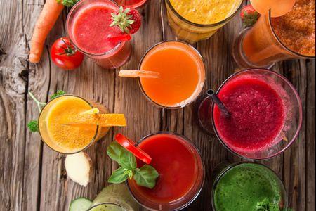 Zumoterapia para la boda: depuraos con zumos naturales antes del día B