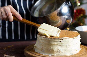 Cómo hacer tu propia tarta de boda