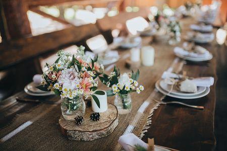 6 consejos para ahorrar en las flores de la boda