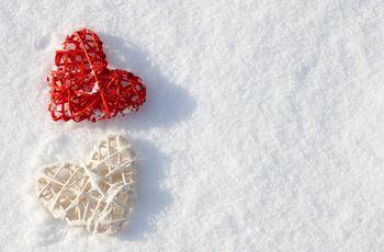 6 razones para casarse en invierno