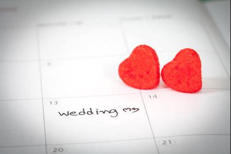 10 errores frecuentes de los novios al organizar la boda