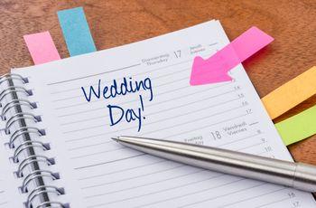 ¿Novios en apuros? No si evitáis estos 8 errores al organizar vuestra boda