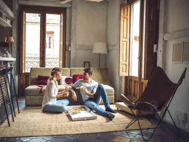 8 claves para decorar con acierto vuestro nidito de amor