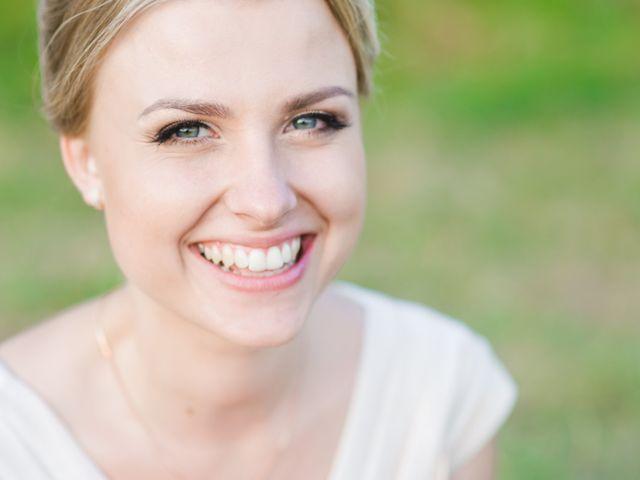 Una sonrisa 10: blanqueamiento dental antes de la boda