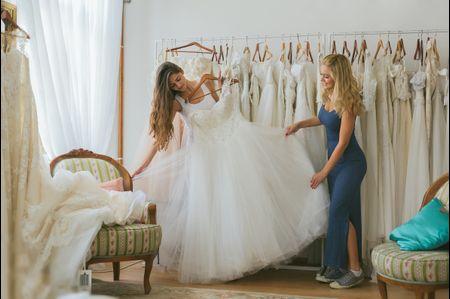 6 cosas que debes saber sobre la primera prueba de tu vestido de novia