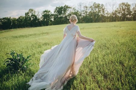 Elige la cola de tu vestido de novia: la guía definitiva