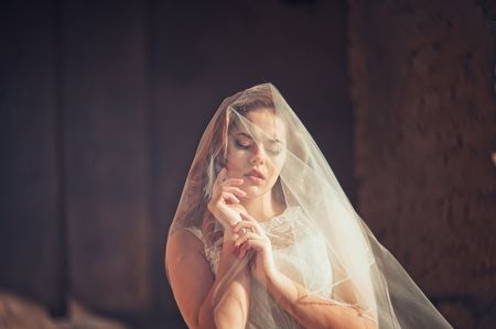 El velo de novia: tradiciones antiguas y en la actualidad