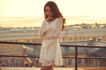 Vestidos de novia cortos: 45 modelos irresistibles
