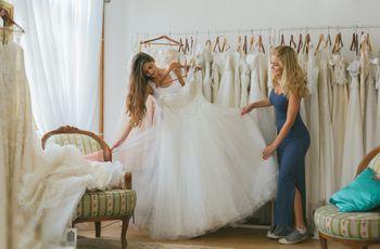 Descubre tu vestido ideal según la forma de tu cuerpo