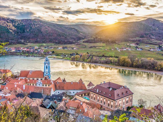 Luna de miel en Austria: 5 destinos de ensueño