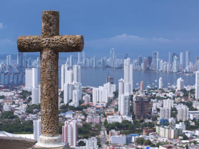 Luna de miel en Cartagena de Indias: 10 lugares mágicos
