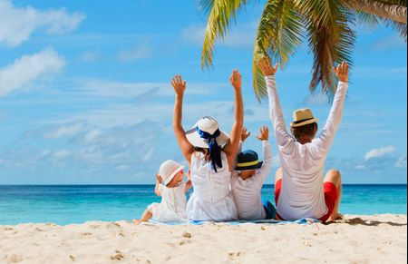 6 destinos para disfrutar de una luna de miel con niños