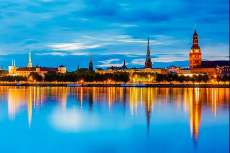 Luna de miel por el Báltico a bordo de un romántico crucero