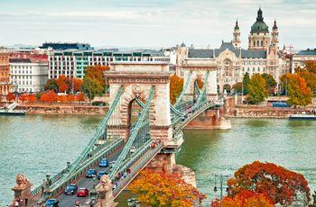 Luna de miel por el romántico Danubio: ¡enjoy!