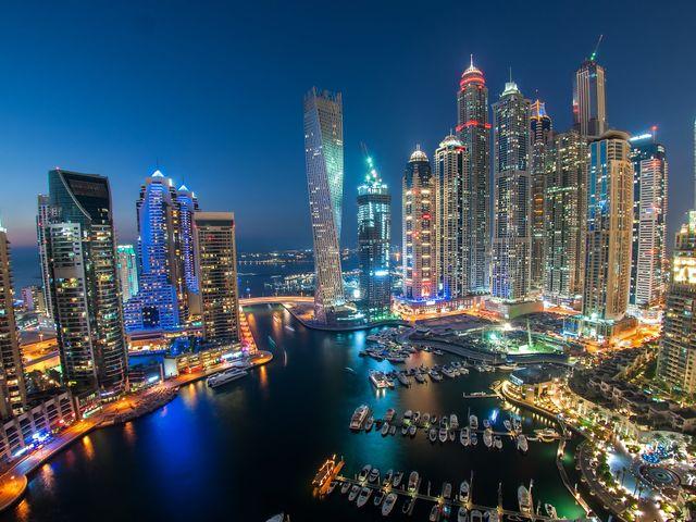 Luna de miel en la mágica Dubai