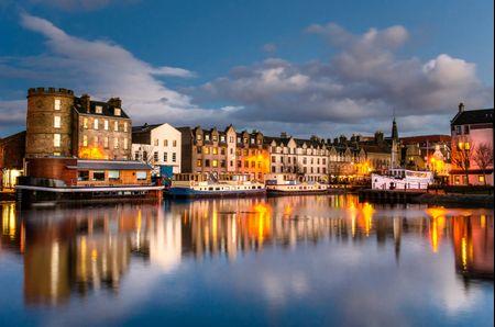 Luna de miel en la sorprendente Escocia