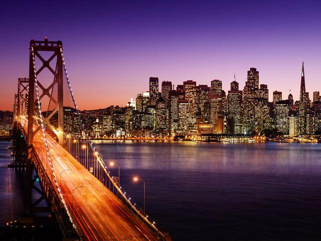 Luna de miel en San Francisco: ¡bienvenidos a California!