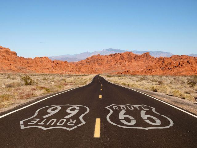 Luna de miel por la mítica Ruta 66