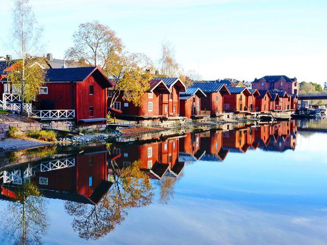 Luna de miel en la Finlandia romántica
