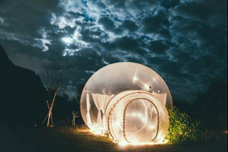 Glamping, una luna de miel en medio de la naturaleza