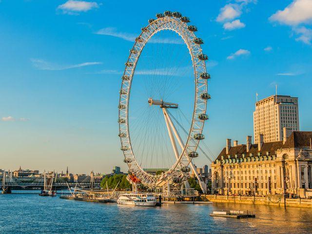 Una inolvidable luna de miel en Londres