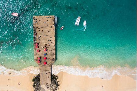 Luna de miel en la Isla de Sal: un paraíso en el Caribe africano