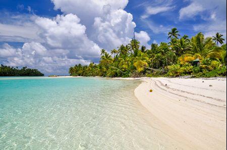 Luna de miel en las paradisíacas islas Cook